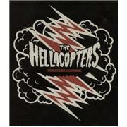 Hellacopters Strikes Like Lightning Sweden box set