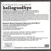 Click here for more info about 'Hellogoodbye - Four Disc Promo Set'