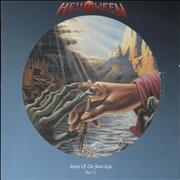 Click here for more info about 'Helloween - Keeper Of The Seven Keys Part 2 + stickers'