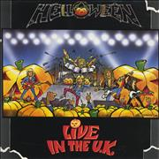 Click here for more info about 'Helloween - Live In The UK'