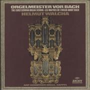 Click here for more info about 'Helmut Walcha - Orgelmeister Vor Bach'