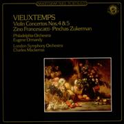 Click here for more info about 'Henri Vieuxtemps - Violin Concertos Nos. 4 & 5'
