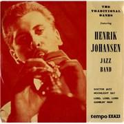 "Henrik Johansen The Traditional Danes UK 7"" vinyl"