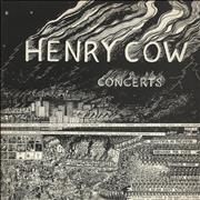 Click here for more info about 'Henry Cow - Concerts'