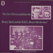 Click here for more info about 'Henry Hall - It's Five Fifteen And Time For Henry Hall And The BBC Dance Orchestra'