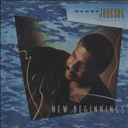 Click here for more info about 'Henry Johnson - New Beginnings'