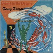 Click here for more info about 'Henry Kaiser - Devil In The Drain'
