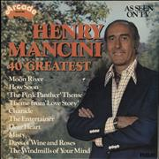 Click here for more info about 'Henry Mancini - 40 Greatest - EX'