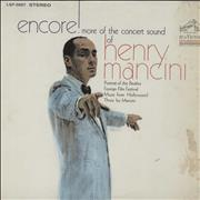 Click here for more info about 'Henry Mancini - Encore! More Of The Concert Sound Of'