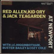 Click here for more info about 'Henry 'Red' Allen - At Newport'