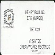 Click here for more info about 'Henry Rollins - EPK'