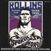 Click here for more info about 'Henry Rollins - Excerpts From Think Tank'