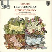 Click here for more info about 'Henryk Szeryng - Vivaldi: The Four Seasons'