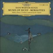 Click here for more info about 'Henze - Muses Of Sicily & Moralities'