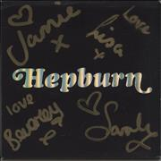 Click here for more info about 'Hepburn - I Quit - Autographed'