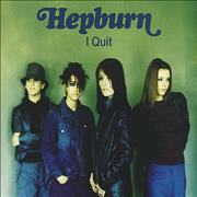 Click here for more info about 'Hepburn - I Quit'