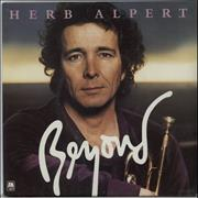 Click here for more info about 'Herb Alpert - Beyond - A-Label + P/S'