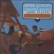 Click here for more info about 'Herb Alpert - Going Places'