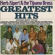 Click here for more info about 'Herb Alpert - Greatest Hits - Gatefold sleeve'