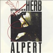 Click here for more info about 'Herb Alpert - Keep Your Eye On Me'