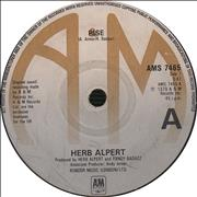 Click here for more info about 'Herb Alpert - Rise - Alternate B-Side'