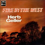 Click here for more info about 'Herb Geller - Fire In The West - Stereo'