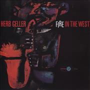 Click here for more info about 'Herb Geller - Fire In The West'