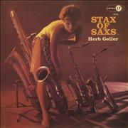 Click here for more info about 'Herb Geller - Stax Of Sax'