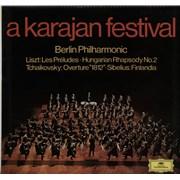 Click here for more info about 'Herbert Von Karajan - A Karajan Festival'