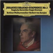 Click here for more info about 'Johannes Brahms - Symphonie No.3 Tragische Ouvertüre - Tragic Overture'