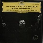 Click here for more info about 'Herbert Von Karajan - Brahms: Symphonie Nr. 4'