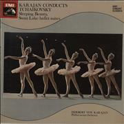 Click here for more info about 'Karajan Conducts Tchaikovsky'