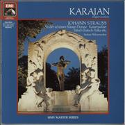 Click here for more info about 'Karajan Dirigiert Johann Strauss'