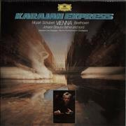 Click here for more info about 'Herbert Von Karajan - Karajan Express - Vienna'