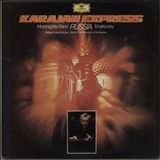 Click here for more info about 'Herbert Von Karajan - Karajan Express: Russia'