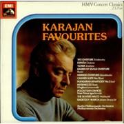 Click here for more info about 'Herbert Von Karajan - Karajan Favourites'