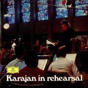 Click here for more info about 'Herbert Von Karajan - Karajan In Rehearsal'