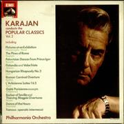 Click here for more info about 'Karajan Conducts The Popular Classics: Volume 2'