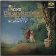 Click here for more info about 'Herbert Von Karajan - Mozart: Eine Kleine Nachtmusik'