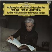 Click here for more info about 'Herbert Von Karajan - Mozart: Symphonien No. 40 & No. 41
