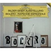 Click here for more info about 'Herbert Von Karajan - Ravel's Bolero & Rapsodie Espagnole/ Mussorgsky's Bilder Einer Ausstellung'