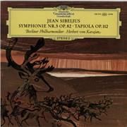 Click here for more info about 'Herbert Von Karajan - Sibelius: Symphonie Nr. 5 Op. 82/ Tapiola Op. 112'