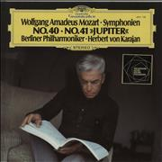 Click here for more info about 'Wolfgang Amadeus Mozart - Symphonien No. 40 / No. 41 »Jupiter«'