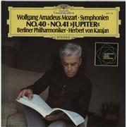 Click here for more info about 'Herbert Von Karajan - Symphonies 40 & 41