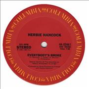 Click here for more info about 'Herbie Hancock - Everybody's Broke'