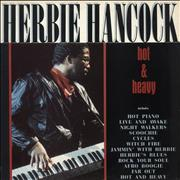 Click here for more info about 'Herbie Hancock - Hot & Heavy'