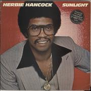 Click here for more info about 'Herbie Hancock - Sunlight - Stickered Sleeve'