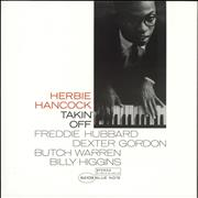 Click here for more info about 'Herbie Hancock - Takin' Off  - 45RPM 180 Gram'