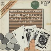 Click here for more info about 'Herbie Hancock - You Bet Your Love - Green Vinyl'