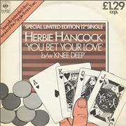 Click here for more info about 'Herbie Hancock - You Bet Your Love'